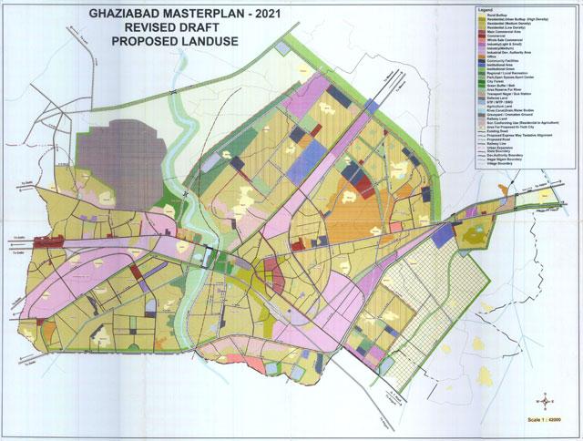 Ghaziabad Real Estate Development