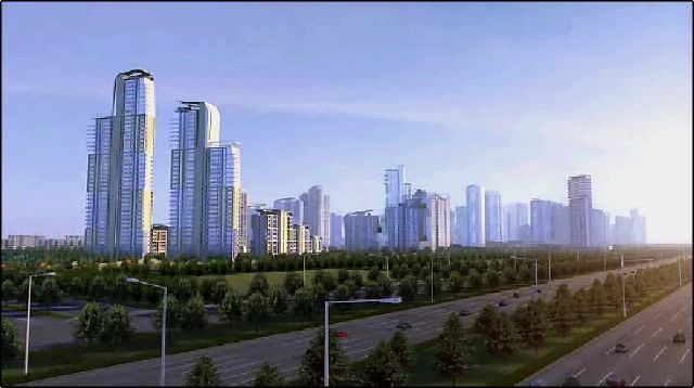 Hitech City Noida