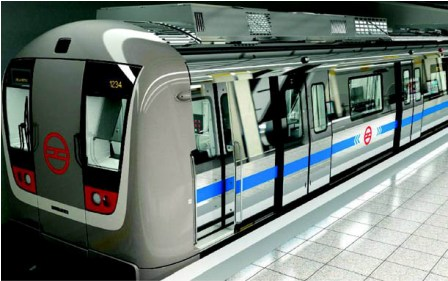 Metro Expension Noida to Greater Noida